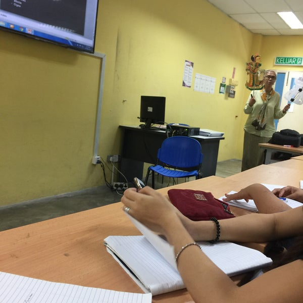 Photo taken at Universiti Teknologi MARA (UiTM) by Adlyna T. on 12/27/2016