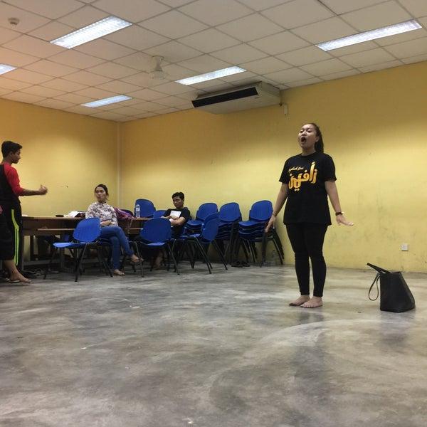 Photo taken at Universiti Teknologi MARA (UiTM) by Adlyna T. on 2/9/2017
