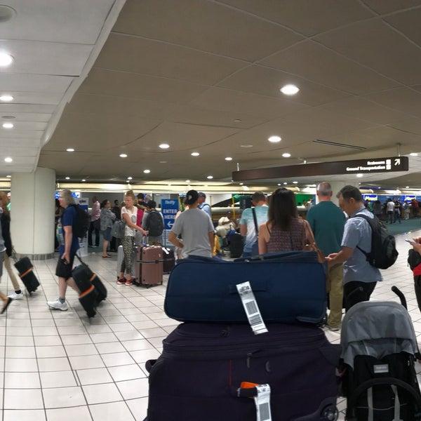 thrifty car rental - orlando international airport - 9