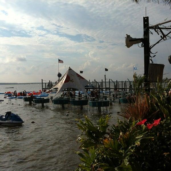Photo taken at Seacrets Jamaica USA by Matt F. on 7/9/2013