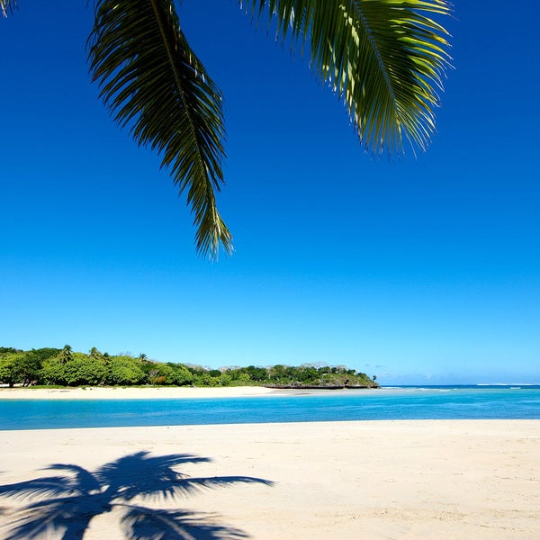Fiji Beaches: Photos At Natadola Bay, Fiji