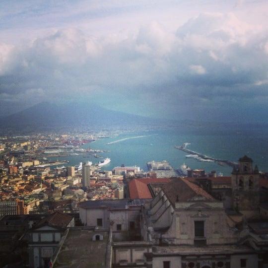 Photo taken at Largo San Martino by Olga F. on 2/2/2013