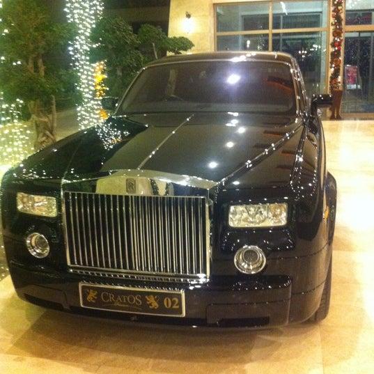 12/30/2012 tarihinde Oktay D.ziyaretçi tarafından Cratos Premium Hotel & Casino'de çekilen fotoğraf