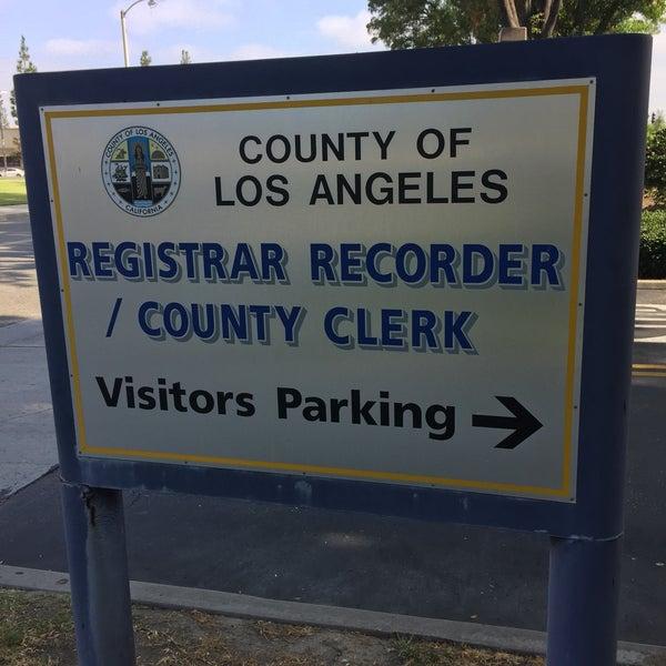Los Angeles County Registrar-Recorder / County Clerk - 23 tips