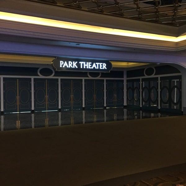 Снимок сделан в Park Theater пользователем Mark L. 3/19/2017