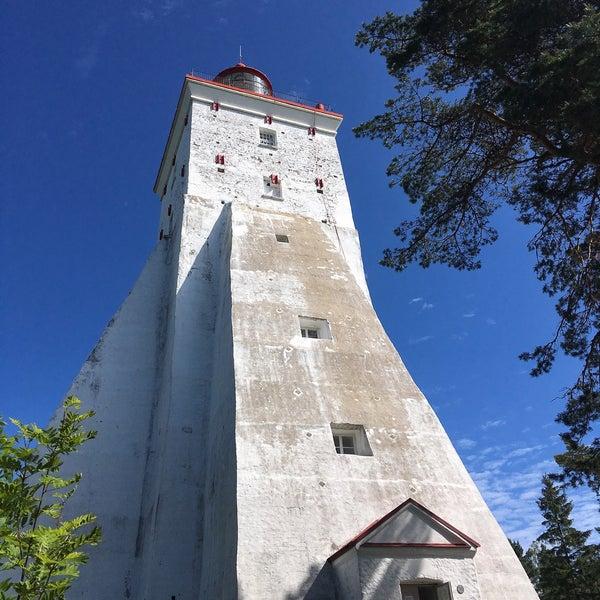 Photo taken at Kõpu tuletorn    Kõpu Lighthouse by Andrey Y. on 6/25/2017