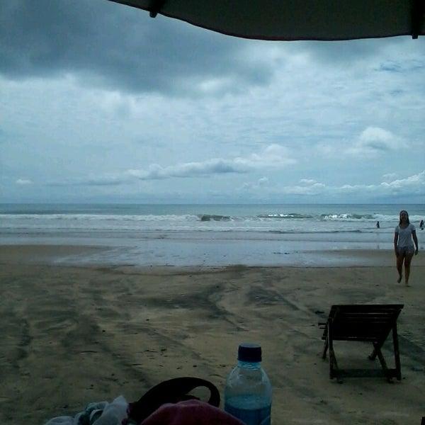 Photo taken at Lagoinha Kite Point by Larissa A. on 4/20/2013