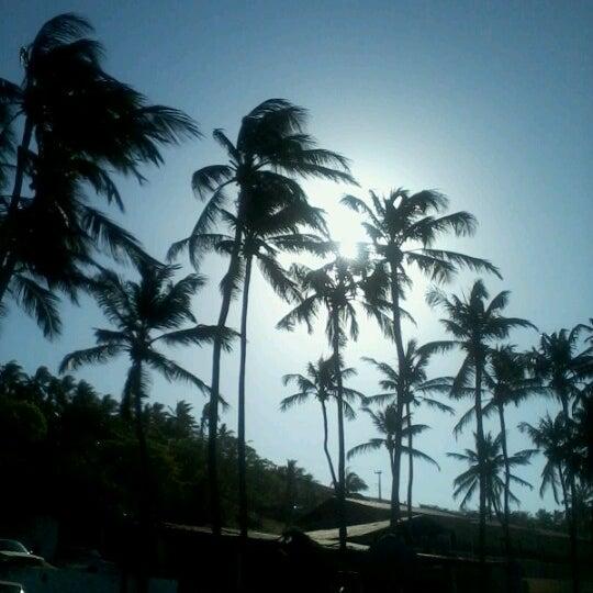 Photo taken at Lagoinha Kite Point by Larissa A. on 12/30/2012