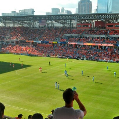 Photo prise au BBVA Compass Stadium par Otto M. le11/4/2012