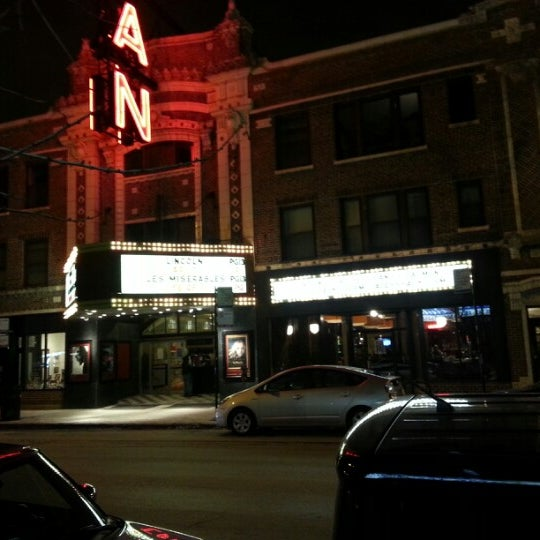 Photo taken at Logan Theatre by Eric C. on 1/27/2013