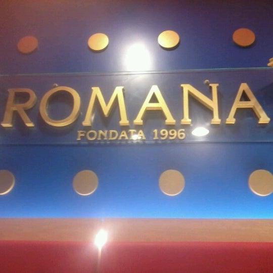 Photo taken at Confeitaria Romana by Alexandre S. on 9/30/2012