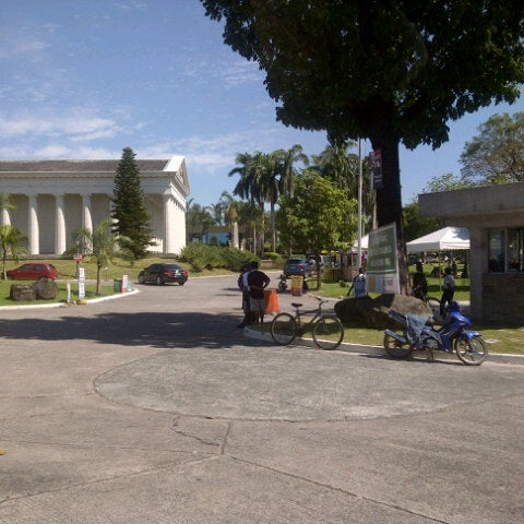 Photo taken at Manila Memorial Park by Chie J. on 10/31/2012