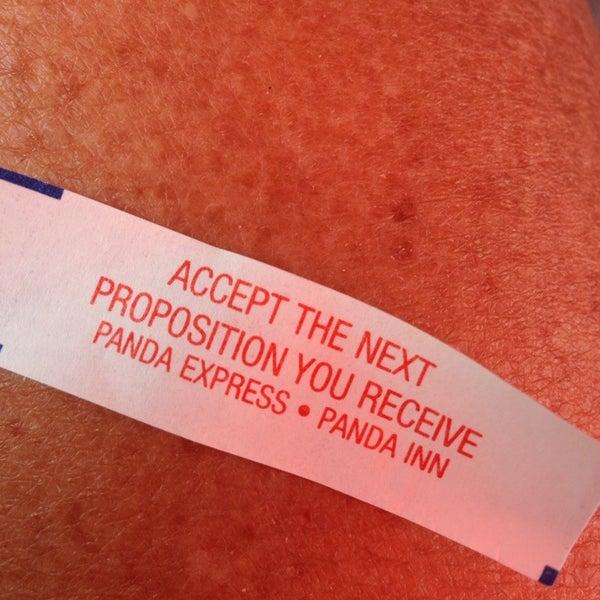 Photo taken at Panda Express by Pam M. on 6/15/2014