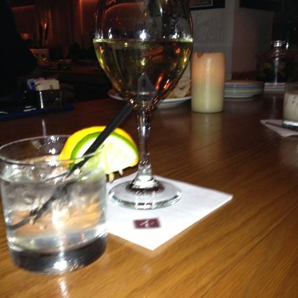 Photo taken at Kellari Taverna NY by Lisa P. on 12/22/2012