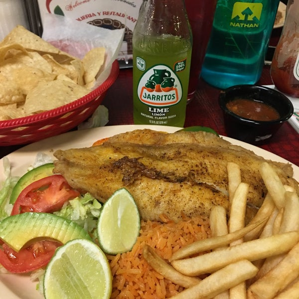 Closest Mexican Food Place