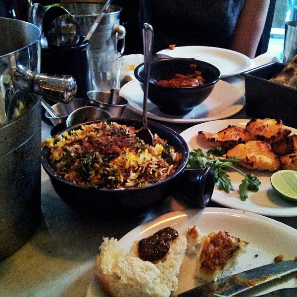 Photo taken at Dishoom by Cagdas H. on 7/24/2013