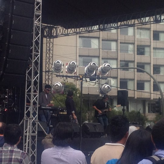 Foto tomada en Parque El Ejido por JuanMa S. el 12/4/2012