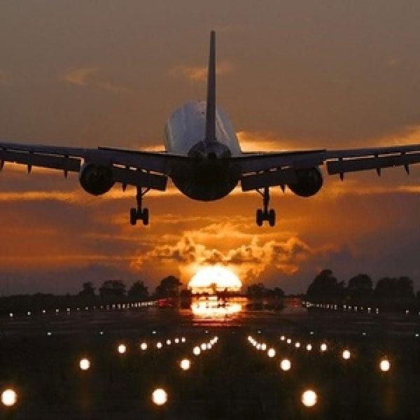 Снимок сделан в Брюссельский аэропорт (BRU) пользователем Kim H. 9/3/2013