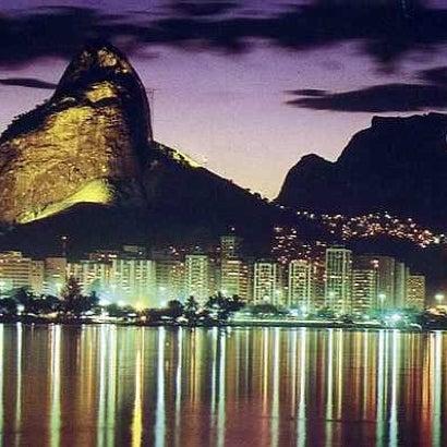Photo taken at Rio de Janeiro by Cristiana D. on 11/30/2012