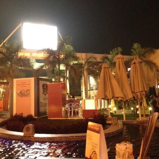Photo taken at Tivoli Dome by Abdelrahman A. on 10/19/2012