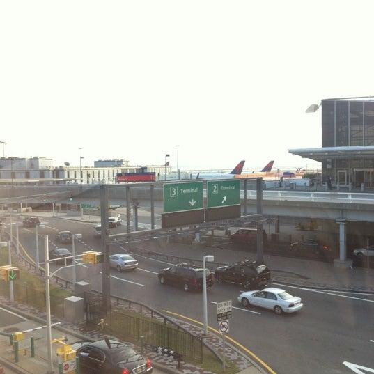 Photo taken at Terminal 3 by Alex T. on 9/27/2012