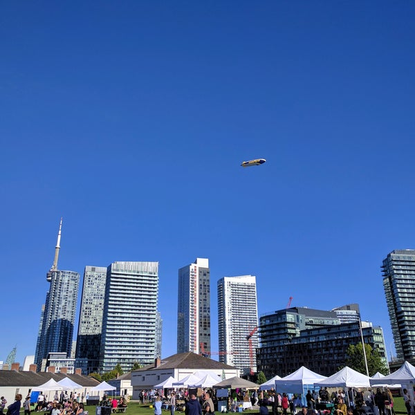 Photo taken at Fort York by Michael H. on 9/24/2016