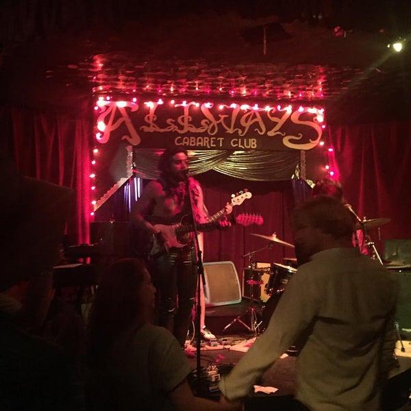 Photo taken at Hi-Ho Lounge by Courtney W. on 5/14/2016