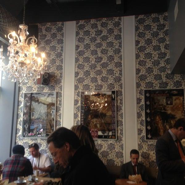 Das Foto wurde bei Culture Espresso von Sophia am 4/22/2013 aufgenommen