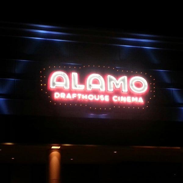 Photo taken at Alamo Drafthouse One Loudoun by Andrew D. on 6/16/2013