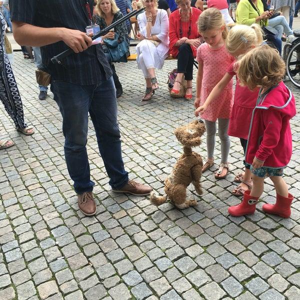 Photo taken at Festivalplein Theaterfestival Boulevard by Marianne S. on 8/13/2016