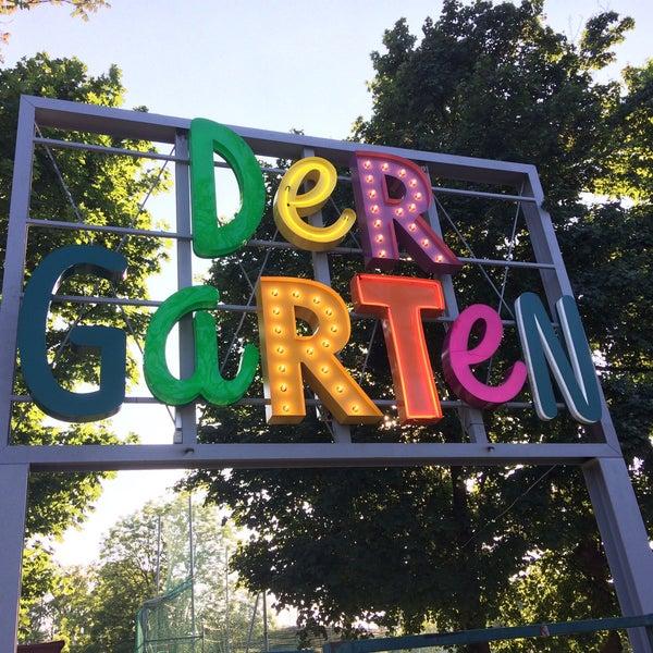 Der garten  Der Garten - Konstantinhügel - Viyana, Wien