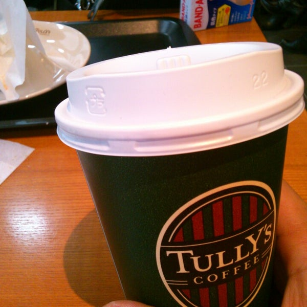 1/20/2014に☆ココ☆がTULLY'S COFFEE 京急羽田空港駅店で撮った写真