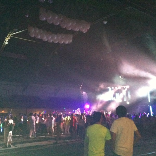 Photo taken at Main Street Armory by Shanna N. on 4/13/2013