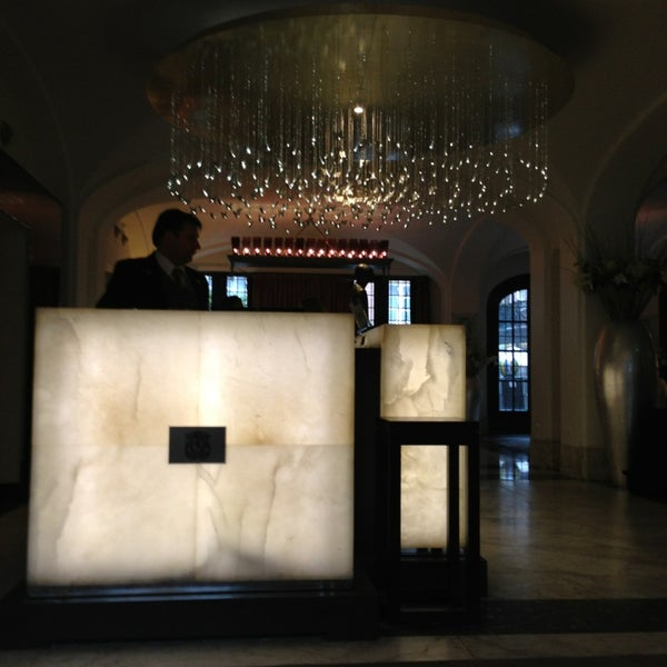 Photo taken at Sofitel Legend The Grand Amsterdam by ValDis on 1/20/2013