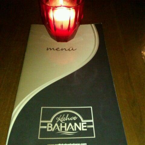 12/4/2012 tarihinde Fatih✯ k.ziyaretçi tarafından Kahve Bahane'de çekilen fotoğraf