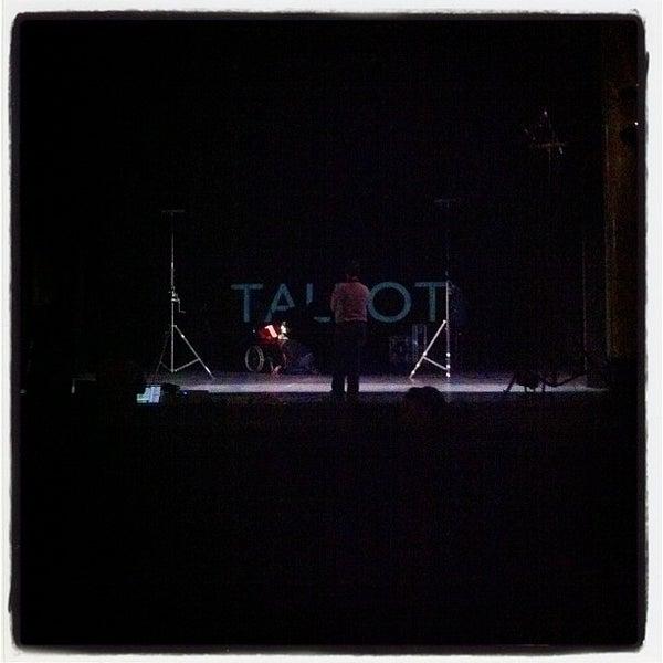 Photo taken at Buxton Opera House by Richard D. on 9/26/2012