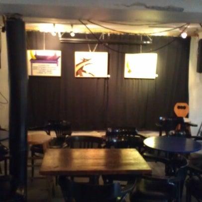 Снимок сделан в Café Bar Zénob пользователем Jessy F. 10/21/2012