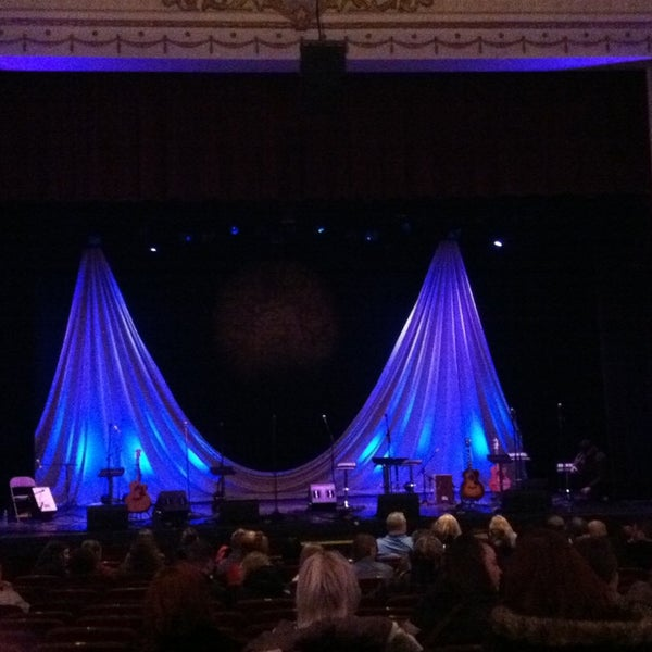 Photo taken at Patchogue Theatre by Joseph S. on 3/8/2013