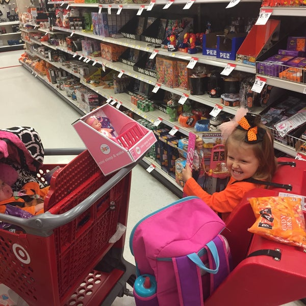 Photo taken at Target by Leslie W. on 10/14/2015