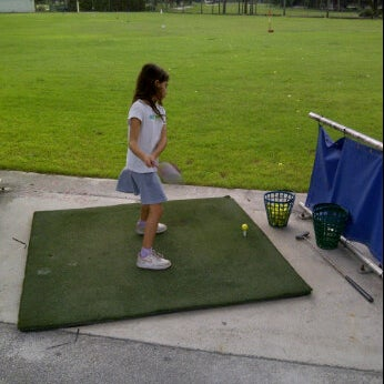 Photo taken at Palmetto Golf Course by Cary on 10/7/2012