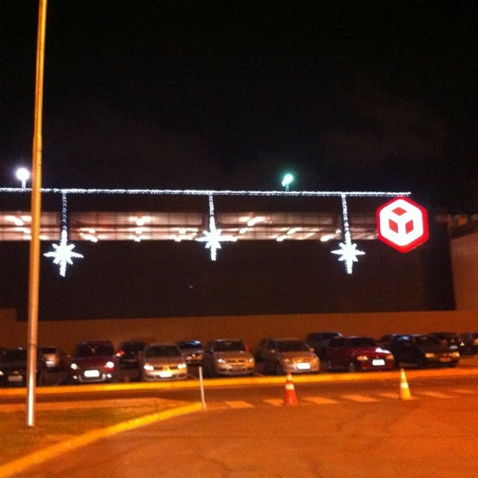 Photo taken at Shopping Recife by Jonas S. on 12/23/2012