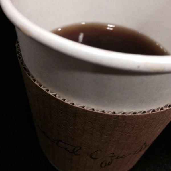 4/26/2014에 살찐고양이 미.님이 Experimental Coffee Bar by SAANG에서 찍은 사진