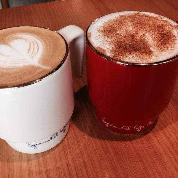 6/30/2014에 살찐고양이 미.님이 Experimental Coffee Bar by SAANG에서 찍은 사진