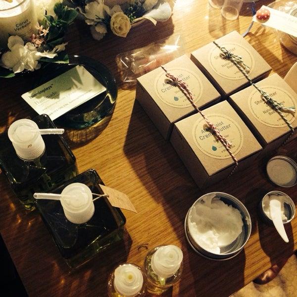1/18/2014에 살찐고양이 미.님이 Experimental Coffee Bar by SAANG에서 찍은 사진