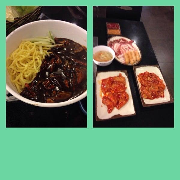 Photo taken at Kimju by Kwan'll .. on 11/11/2014