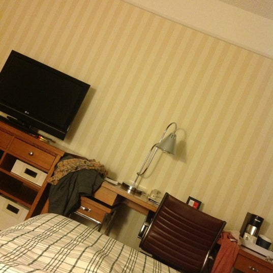 Photo taken at Four Points by Sheraton Los Angeles International Airport by Liliana F. on 12/11/2012