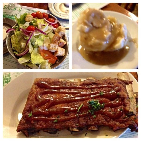 Foto diambil di Haab's Restaurant oleh Mike T. pada 4/20/2014