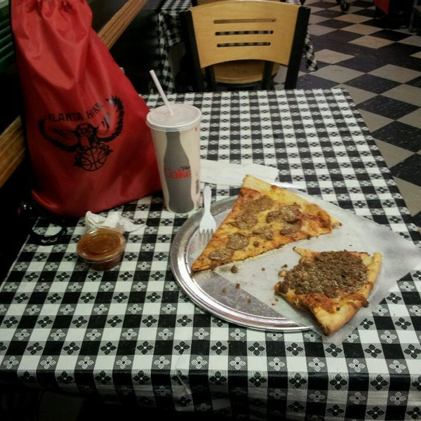 Photo taken at Rosa's Pizza by Brian C on 12/4/2013