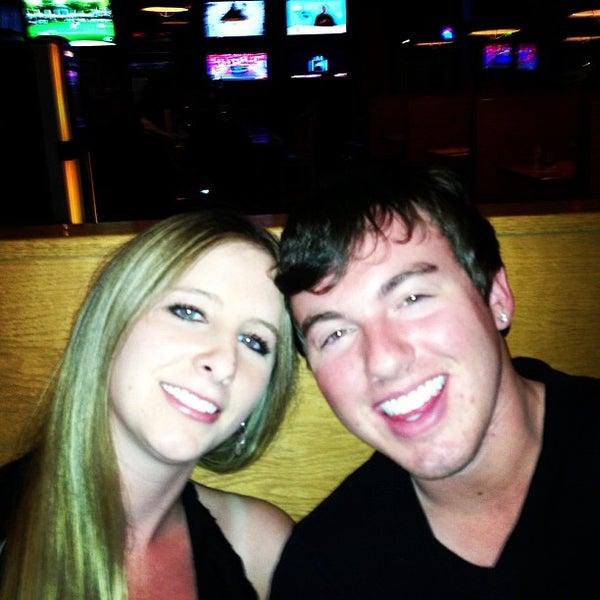 Photo taken at Boardwalk Billy's Raw Bar & Ribs by Ben R. on 9/22/2012