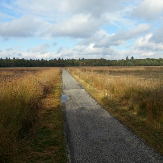 Photo taken at Nationaal Park De Hoge Veluwe by Robert v on 10/14/2012